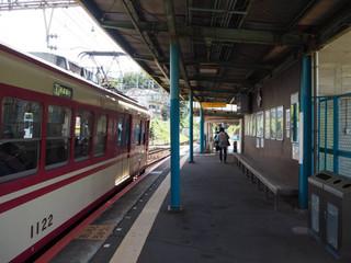 鵯越駅で降りてみる(神戸電鉄有馬線)