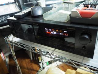 カセットテープデッキのテープ速度調整をやってみる