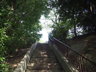 西舞子駅から大歳山遺跡