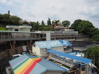 手柄山の姫路市立水族館