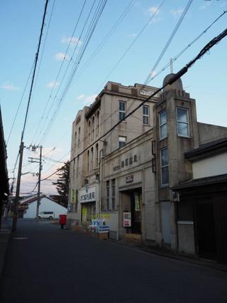 昭和2年の建物・かつはら薬局