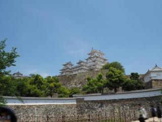 初登閣(姫路城)