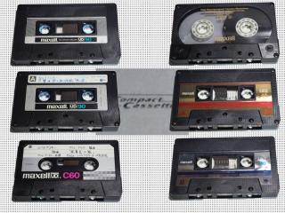 カセットテープ・maxell・UD