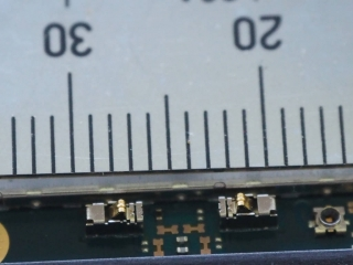 Xperia Z5Premium(SO-03H)NFCアンテナ用スプリング端子