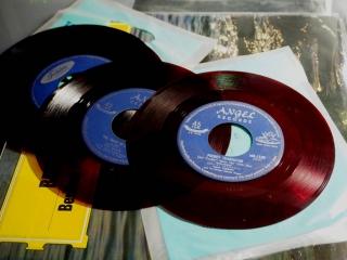 ドーナツ盤・ANGEL Records
