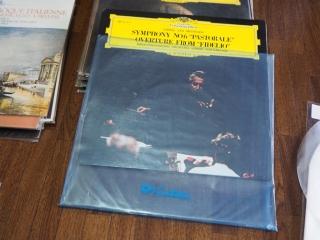 レコード外袋のロゴ「Kintetsu」